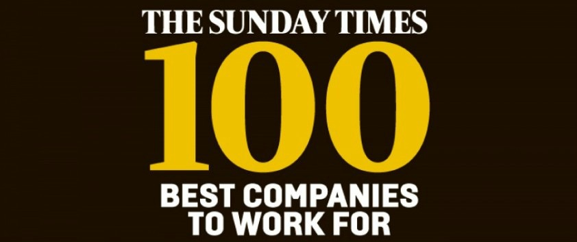 SF Group Is Listed Within The Sunday Times Top 100 Companies To Work For